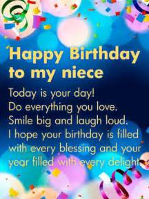 Happy 3rd Birthday Niece Quotes Best 25 Happy Birthday Niece Ideas On Pinterest Niece