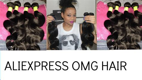 top hair companies ali express aliexpress omg hair company inexpensive virgin brazilian