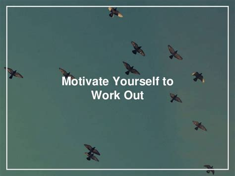 Who Motivate You In Your Search And Provide Moral Support Are Members Of Your Motivate Yourself To Work Out