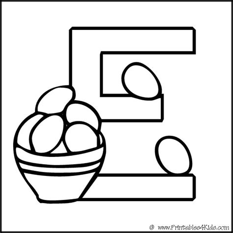 coloring pages with letter e 11 best images of letter e worksheets for toddlers