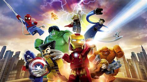 Lego Marvel Heroes Original lego marvel heroes