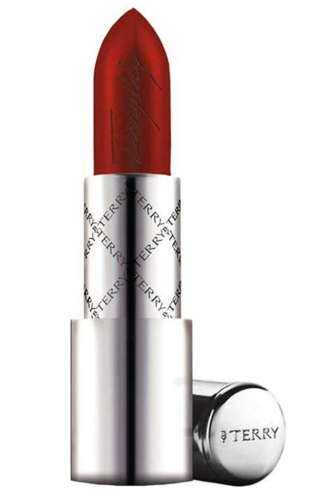 by terry lipstick not recommended by terry rouge terrybly in fanatic red