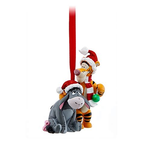 your wdw store disney christmas ornament eeyore and tigger