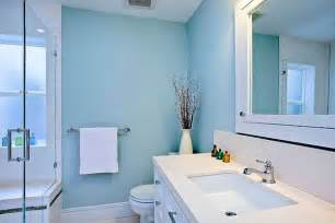 white and blue bathroom choosing the ideal bathroom sink for your lifestyle
