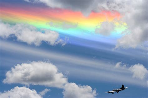 rainbow cloud rainbow cloud flickr photo sharing