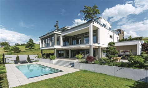 garten 100 qm weberhaus 3 storey modular house with sauna and pool