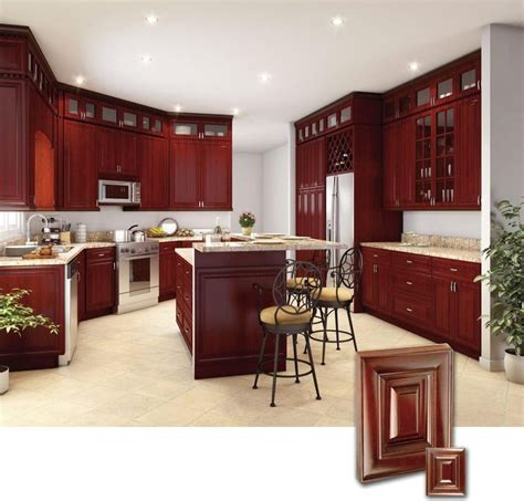 cherry wood kitchen cabinets best 25 cherry wood kitchens ideas on cherry