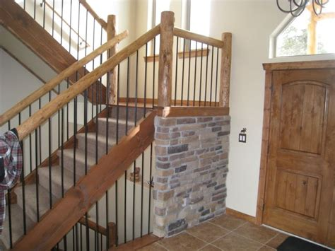 House Handrails 32 Best Images About Stairs On Decks Gambrel