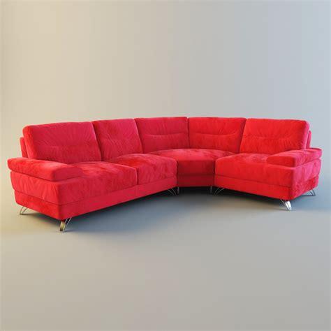nova couch 3d nova corner sofa