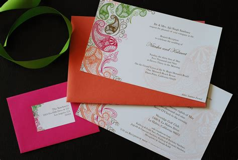 Richie Sent Out Invitations by S Country Flowers Beautiful Stationery