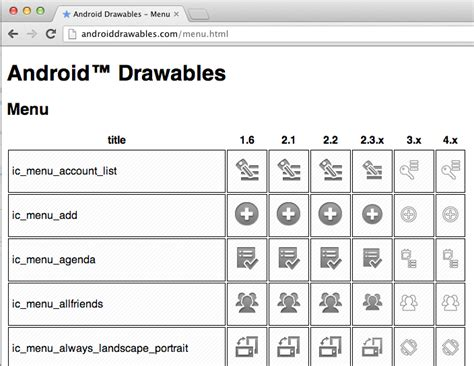 android drawable where to find android s original resource images stack overflow