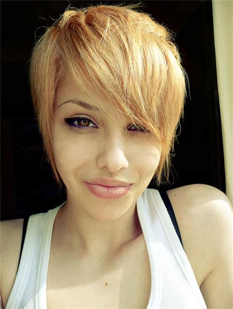 easy to manage short hairstyles with fringe 27 exquisite easy short hairstyles creativefan