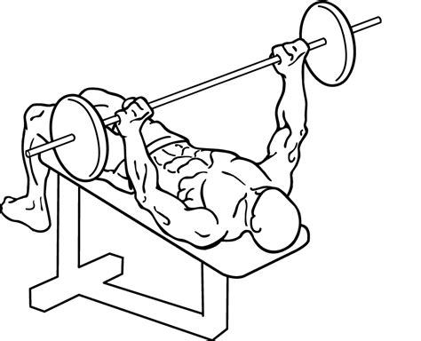 what is a bench press wide grip decline bench press add this chest exercise to your chest workout