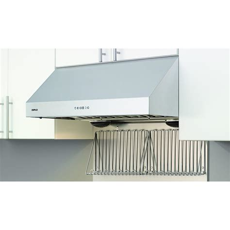 36 inch cabinet vent zephyr range hoods power 36 inch tempest pro style