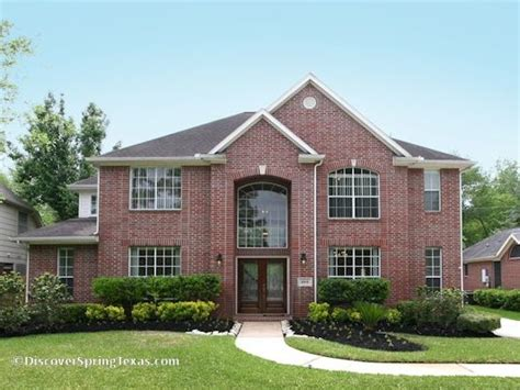 houses for sale in spring tx oaks of devonshire homes for sale spring texas neighborhoods spring texas real