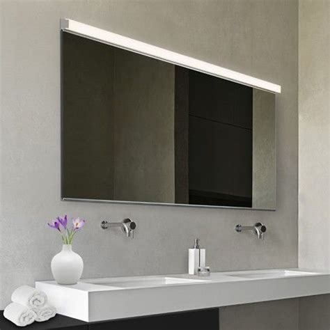 Modern Bathroom Light Bar by Sonneman Vanity Slim 48 Quot Led Bath Bar Vanity Lighting