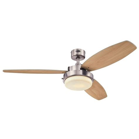 Ceiling Fans Tulsa by Home Decorators Collection Hanlon 52 In Led Indoor