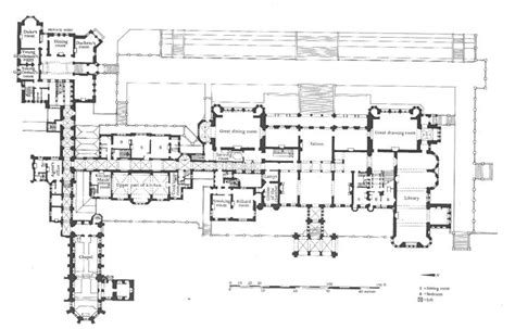 lynnewood hall floor plan eaton hall home of the grosvenor family since the 15th