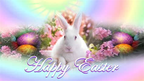 desktop easter themes happy easter bunny hd wallpaper hd wallpaper of