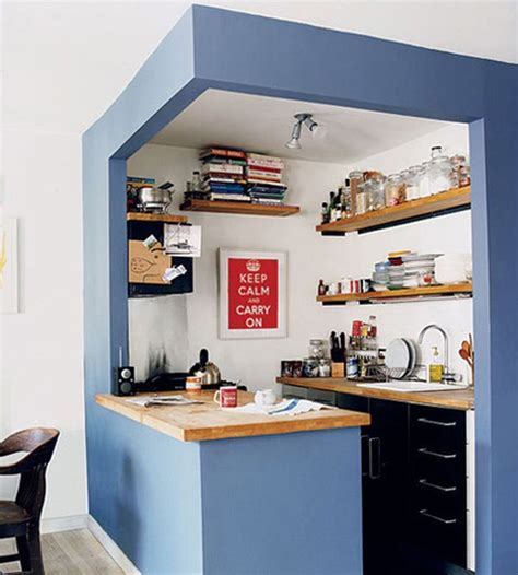 Small Kitchen Space Saving Ideas 27 Space Saving Design Ideas For Small Kitchens
