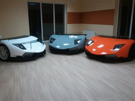 Car Office Desk by For The Who Has Everything A Lamborghini Desk Bad