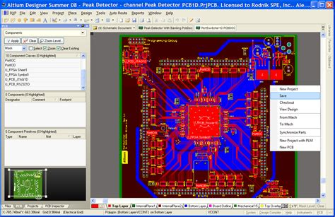 blueprint designer plm applications