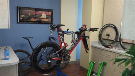 Bike Rooms by The Bike Room In The Dentist Office