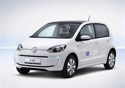 2014 Volkswagen E Up Review Specs Pictures