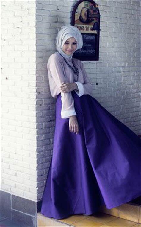 desain baju zaskia koleksi contoh model baju muslim ala zaskia adya mecca