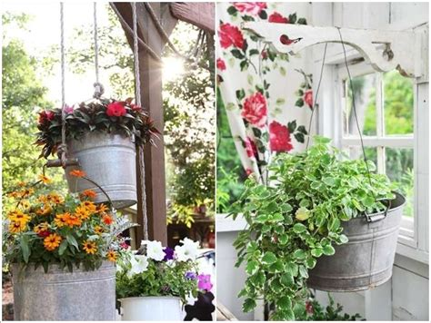 Hanging Planters Ideas by 15 Fabulous Diy Hanging Planter Ideas For Your Home