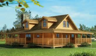 Log Cabin Plans With Wrap Around Porch by Impressive Small Log Cabin Plans With Wrap Around Porch
