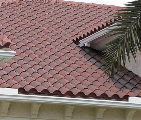 Ceramic Tile Roof 6 Roofing Materials Architectural Styles