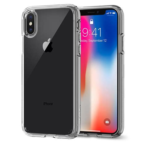 Casing Hp Drop Guard Iphone 7 X One iphone x ultra hybrid spigen inc