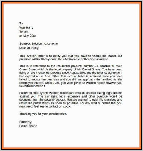 sle eviction notice letter florida eviction notice sle philippines template resume