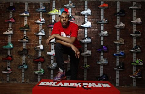 sneaker pawn shop opens world s pawn shop for 15 000 sneakers