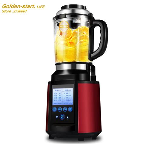 2200W Heavy Duty Commercial Blender Mixer Juicer High