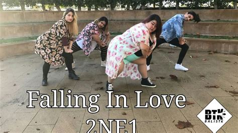 tutorial dance falling in love 2ne1 balistk 2ne1 falling in love dance cover youtube