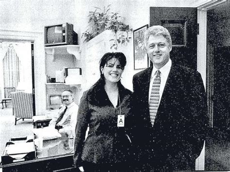 lewinsky intern injects bill clinton lewinsky