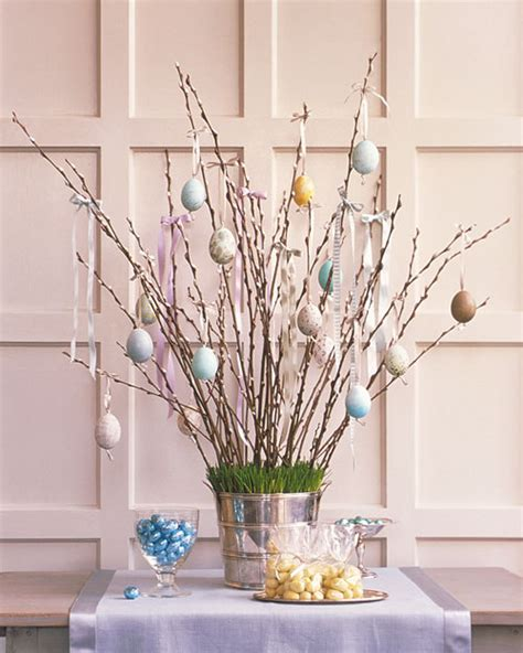 Easter Egg Tree Martha Stewart   easter egg tree martha stewart