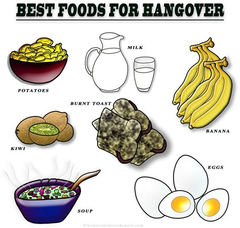 home remedies to get rid of a hangover home remedies channel