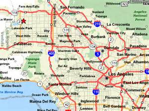 chatsworth california map image gallery chatsworth california