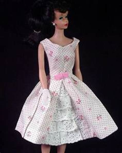 fashion doll 1962 vintage garden