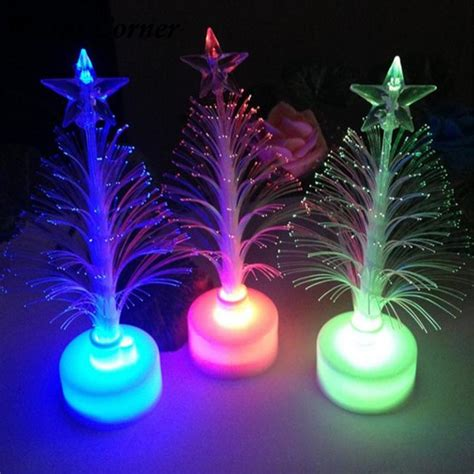 light christmas xmas tree 2016 high quality 7 colors