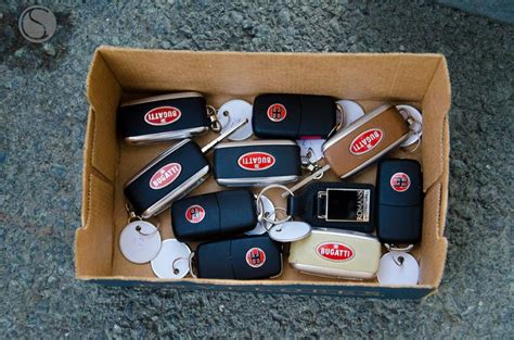 bugatti veyron key bugatti veyron collection lol autoevolution