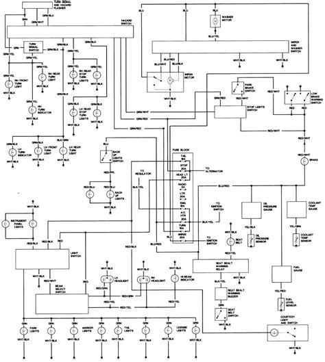 show wiring diagram repair guides wiring diagrams wiring diagrams