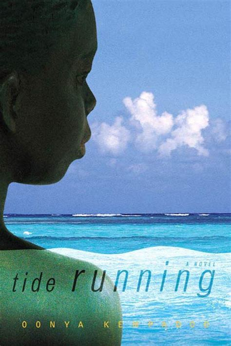 running the tides books tide running oonya kempadoo macmillan