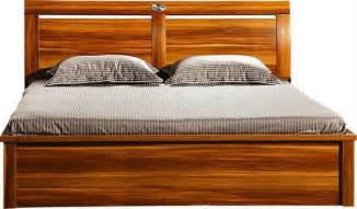 Allmodern Open Box wood box bed design