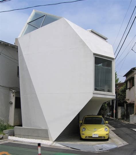 oragami house gallery of the post origami house architektura a design