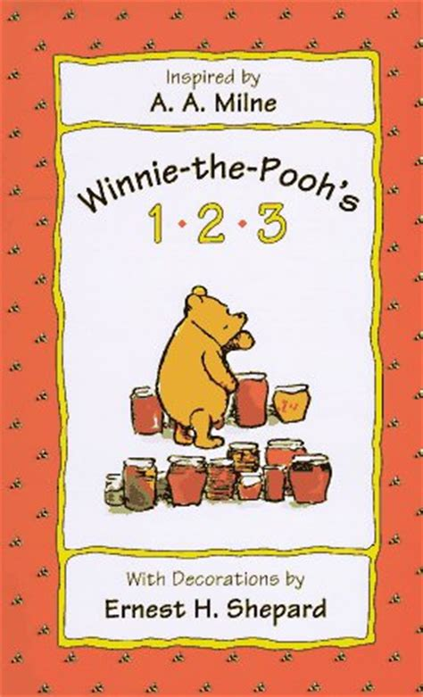 1 2 3 you me books winnie the pooh s 1 2 3 by a a milne reviews