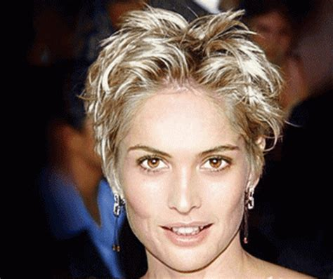 haircuts for women over 40 with the spike look very short spikey hairstyles for women